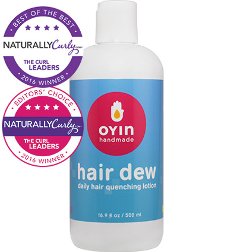 Oyin Handmade Hair Dew (16.9 oz.)
