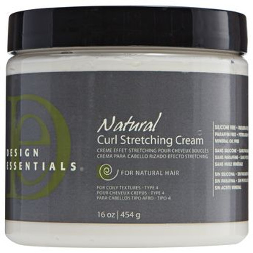Design Essentials Natural Curl Stretching Cream (16 oz.)