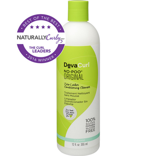 DevaCurl No-Poo Original (12 oz.)