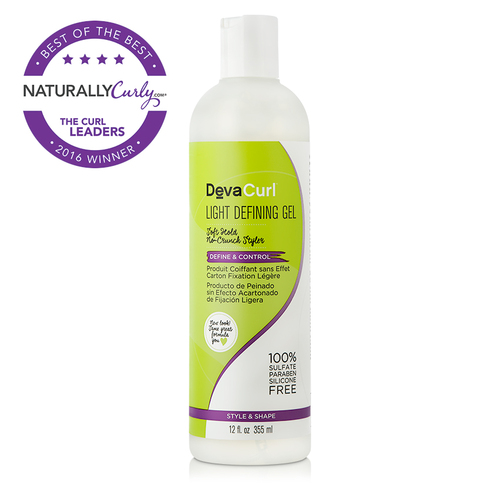 DevaCurl Light Defining Gel (12 oz.)
