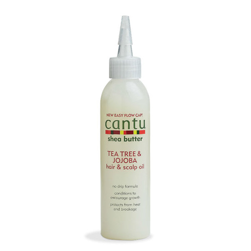 Cantu Tea Tree & Jojoba Hair & Scalp Oil (6 oz.)