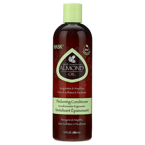 HASK Mint Almond Thickening Conditioner (12 oz.)
