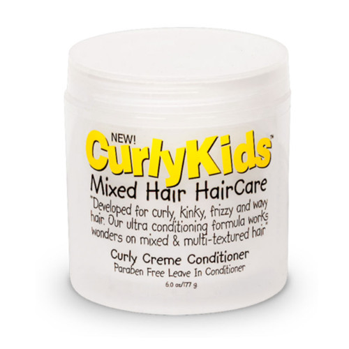 Curly Kids Curly Creme Conditioner (6 oz.)