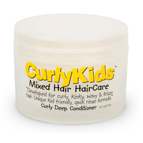 Curly Kids Curly Deep Conditioner (8 oz.)
