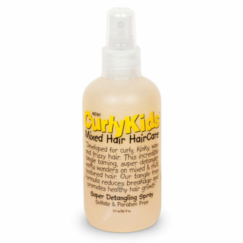 Curly Kids Super Detangling Spray (6 oz.)