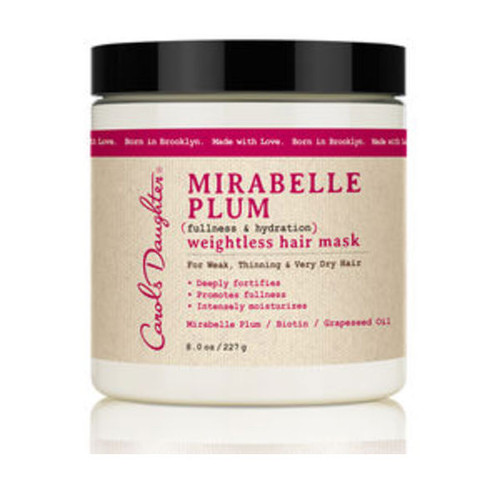 Carol's Daughter Mirabelle Plum Weightless Hair Mask (8 oz.)