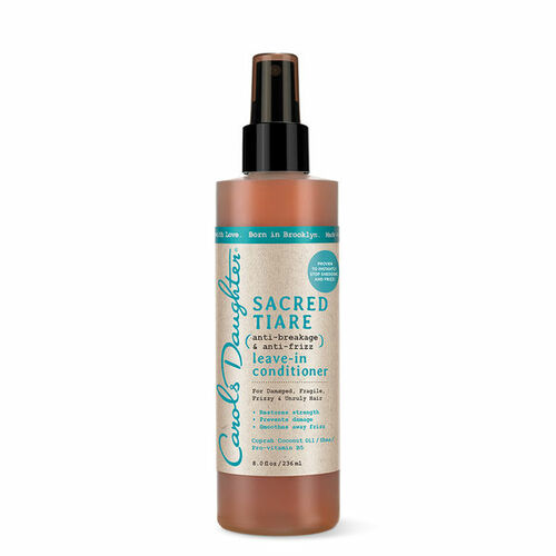 Review: Carol's Daughter Sacred Tiare Leave-In Conditioner (8 oz.)