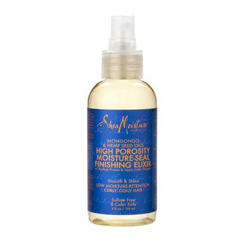 SheaMoisture Mongongo & Hemp Seed Oils High Porosity Moisture-Seal Finishing Elixir (4 oz.)