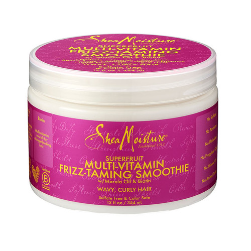 SheaMoisture Superfruit Complex 10-in-1 Renewal Frizz-Taming Smoothie (12 oz.)