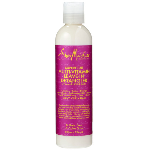 SheaMoisture Superfruit Complex 10-in-1 Renewal Leave-In Detangler (8 oz.)