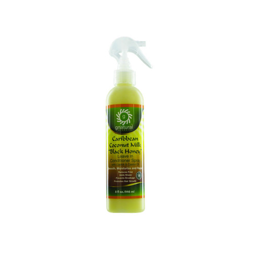 G'Natural Caribbean Coconut Milk Black Honey Leave-In Conditioner (8 oz.)