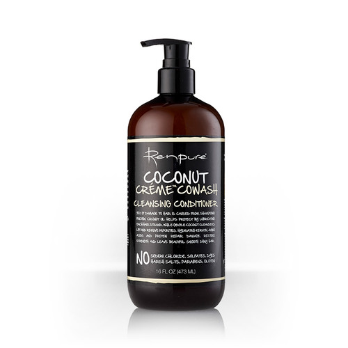 Renpure Coconut Creme CoWash Cleansing Creme Conditioner (16 oz.)