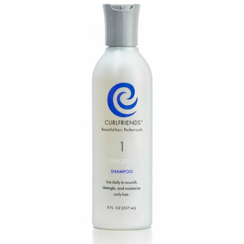 CurlFriends Cleanse Daily Shampoo (8 oz.)