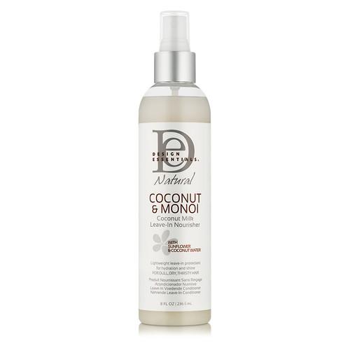 Design Essentials Coconut & Monoi Coconut Milk Leave-in Nourisher (8 oz.)