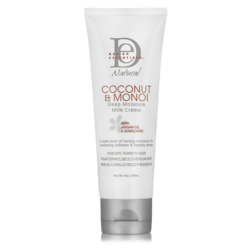 Design Essentials Coconut & Monoi Deep Moisture Milk Creme (4 oz.)