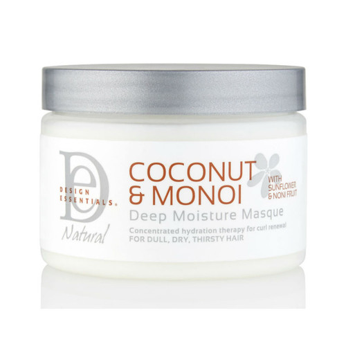 Design Essentials Coconut & Monoi Deep Moisture Masque (12 oz.)
