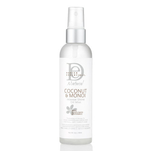 Design Essentials Coconut & Monoi Intense Shine Oil Mist (4 oz.)