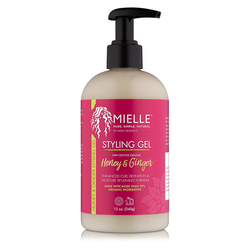 Mielle Organics Honey & Ginger Styling Gel (12 oz.)
