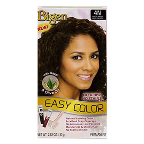 Review: Bigen Easy Color - 4N Mocha Brown (2.82 oz.)