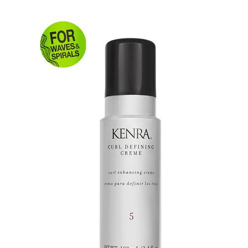 Review: Kenra Curl Defining Crème (3.4 oz.)