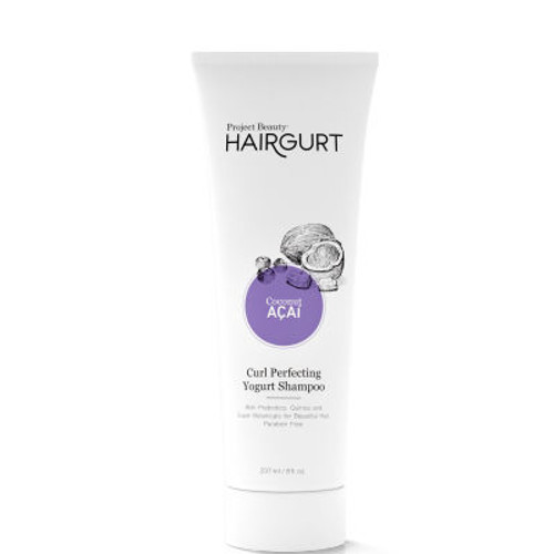 Review: HAIRGURT Curl Perfecting Shampoo (8 oz.)