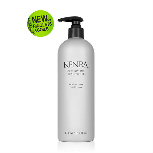 Review: Kenra Curl Styling Conditioner (16 oz.)