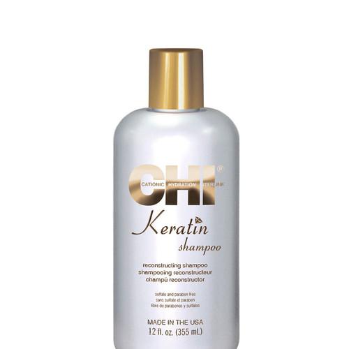Review: CHI Keratin Shampoo (12 oz.)