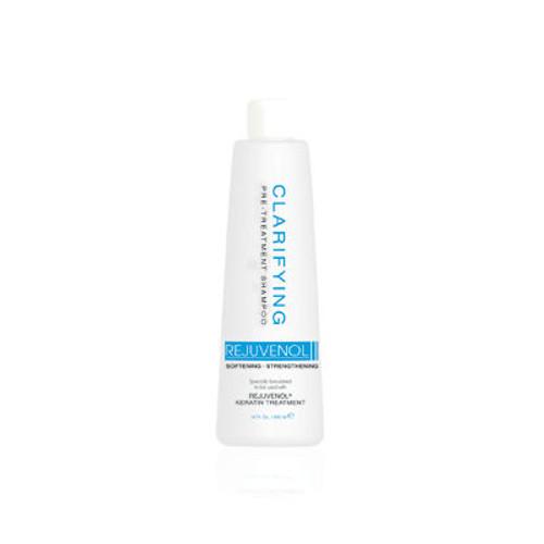 Review: Rejuvenol Brazilian Keratin Clarifying Shampoo (10 oz.)