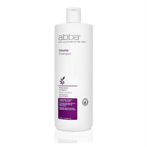 Review: ABBA Pure Volume Shampoo (33 oz.)