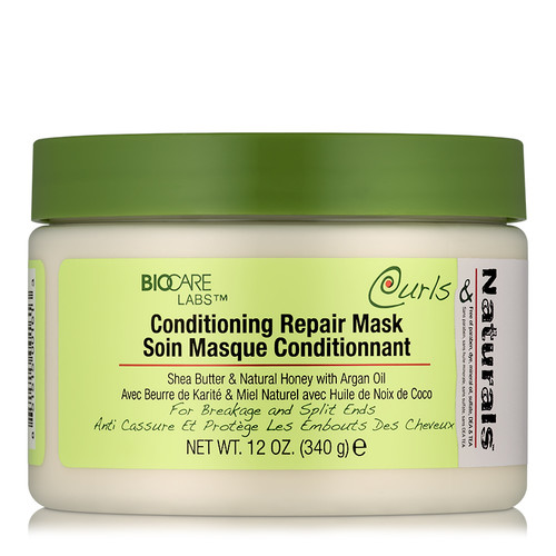 BioCare Labs Curls & Naturals Conditioning Repair Mask (12 oz.)