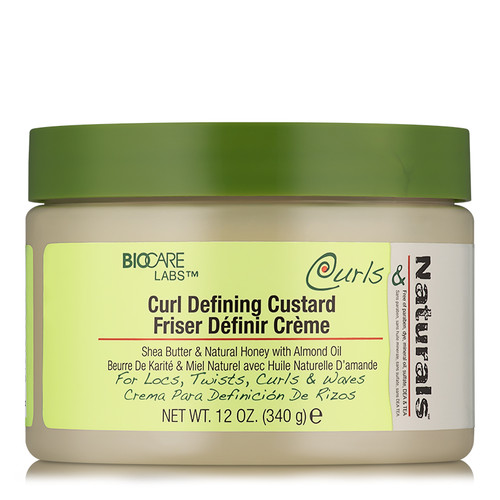 BioCare Labs Curls & Naturals Curl Defining Custard (12 oz.)