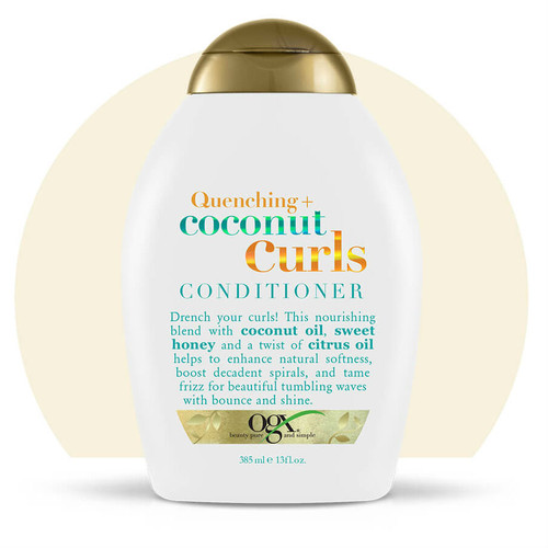 Review: OGX Coconut Curls Conditioner (13 oz.)