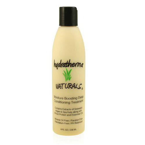 Review: Hydratherma Naturals Moisture Boosting Deep Conditioning Treatment (8 oz.)