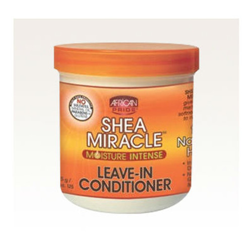 Review: African Pride Shea Butter Miracle Leave-In Conditioner (15 oz.)