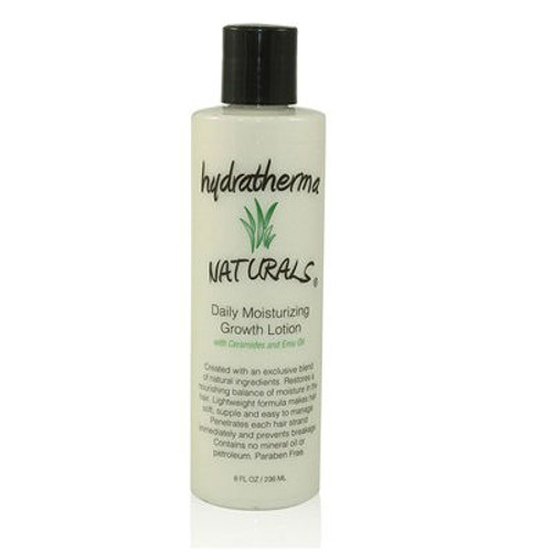 Review: Hydratherma Naturals Daily Moisturizing Growth Lotion (8 oz.)