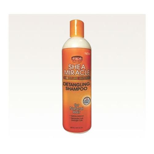 Review: African Pride Shea Butter Miracle Detangling Shampoo (12 oz.)