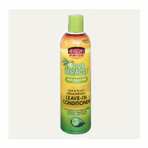 Review: African Pride Olive Miracle Leave-in Conditioner (15 oz.)