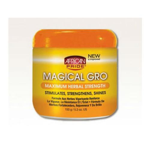 Review: African Pride Magical Gro Maximum Herbal Strength (5.3 oz.)