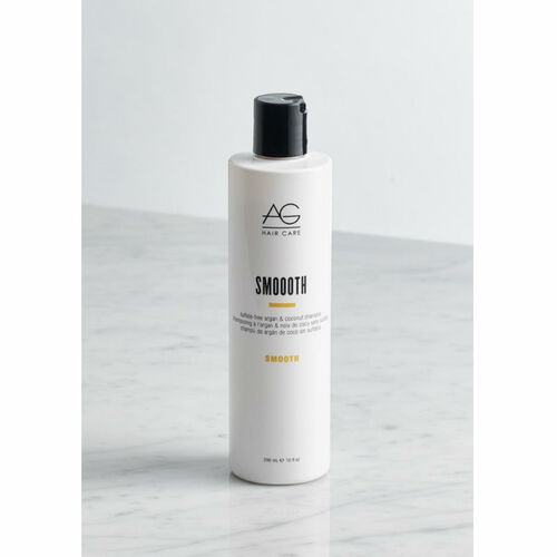 Review: AG Hair Smoooth Sulfate-Free Argan & Coconut Shampoo (10 oz.)