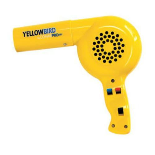 Review: ConairPro YellowBird Hair Dryer