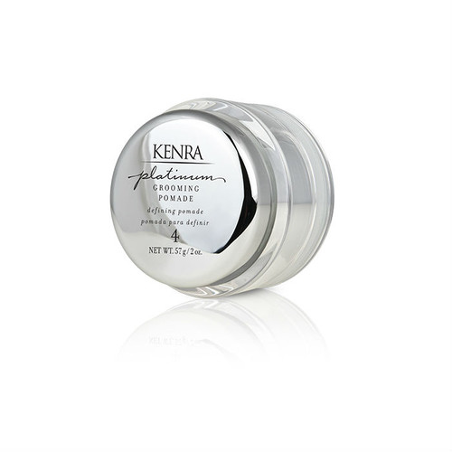 Review: Kenra Platinum Grooming Pomade (2 oz.)