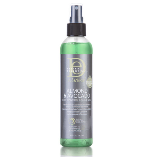 Design Essentials Almond & Avocado Curl Control & Shine Mist (8 oz.)