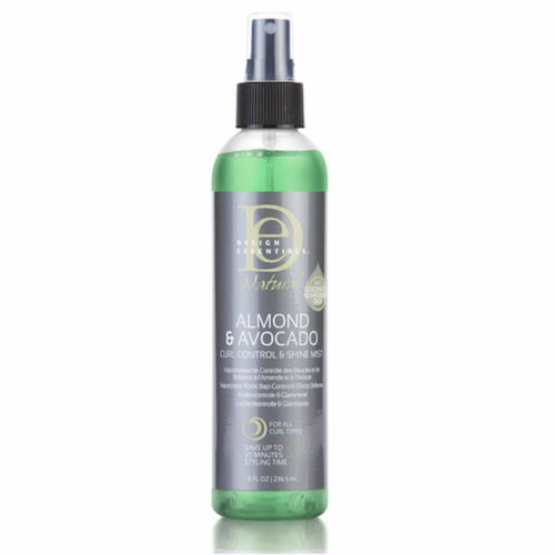 Design Essentials Almond & Avocado Curl Control & Shine Mist (8 oz.)