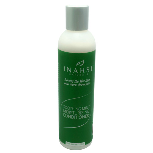 Review: Inahsi Naturals Soothing Mint Moisturizing Conditioner (8 oz.)