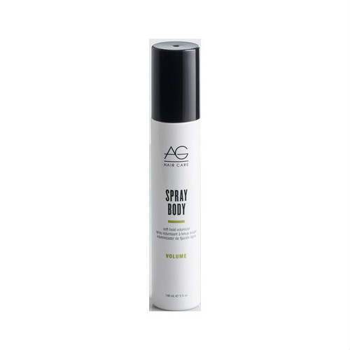 Review: AG Hair Cosmetics Spray Body Soft-Hold Volumizer (