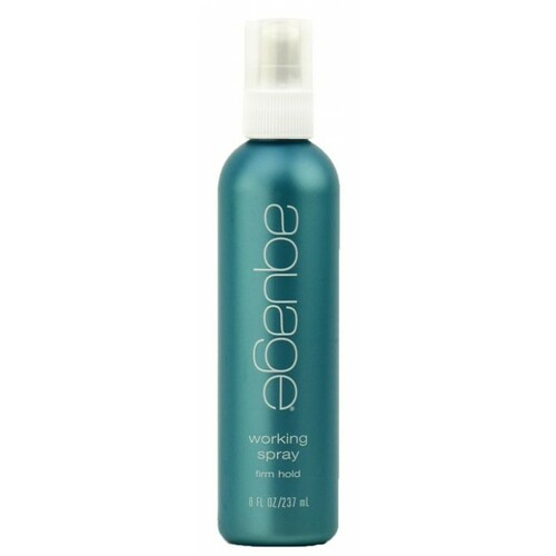 Review: Aquage Working Spray (8 oz.)