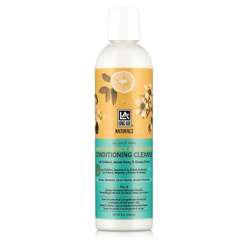 Long Aid Naturals Manuka Honey & Bergamot Conditioning Cleanse (8 oz.)