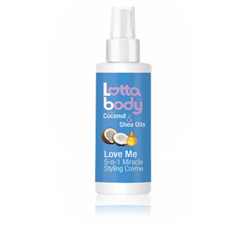 Lottabody Love Me 5-in-1 Miracle Styling Crème (5.1 oz.)