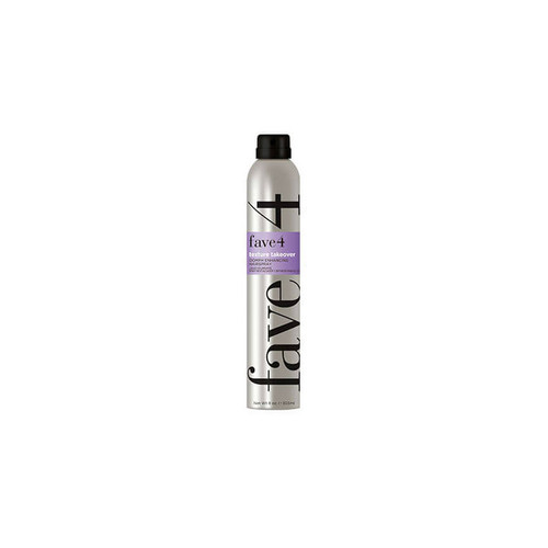 Review: fave4 Texture Takeover Oomph Enhancing Hairspray (8 oz.)