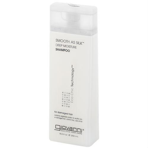 Review: Giovanni Smooth As Silk Deep Moisture Shampoo (8.5 oz.)